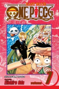 One Piece - Vol. 07: Kindle Edition