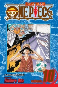 One Piece - Vol.10: Kindle Edition