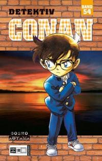 Detektiv Conan - Bd. 54