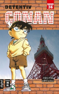 Detektiv Conan - Bd.36: Kindle Edition
