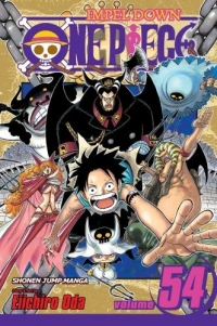 One Piece - Vol.54: Kindle Edition