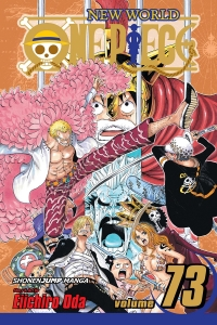 One Piece - Vol.73: Kindle Edition