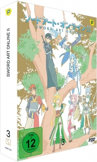 Sword Art Online 2 - Vol.3/4: Limited Edition + OST