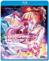 No Game No Life - Complete Series [Blu-ray]
