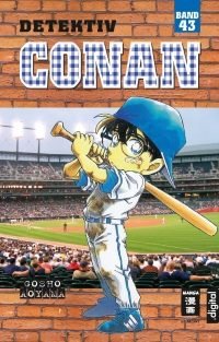 Detektiv Conan - Bd. 43: Kindle Edition