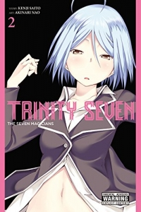 Trinity Seven: The Seven Magicians - Vol.02: Kindle Edition