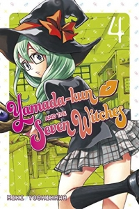 Yamada-kun and the Seven Witches - Vol.04