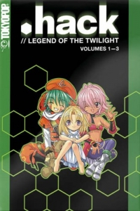 .hack//Legend of the Twilight - Box Set (Vol.01-03)