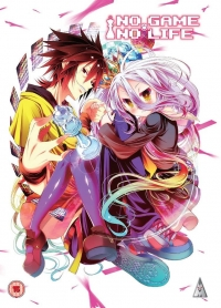 No Game No Life - Complete Series: Collector's Edition [Blu-ray+DVD] + OST