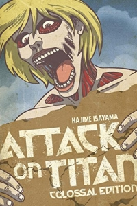 Attack on Titan: Colossal Edition - Vol.02