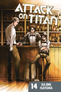 Attack on Titan - Vol.14: Kindle Edition