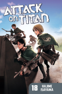Attack on Titan - Vol.18