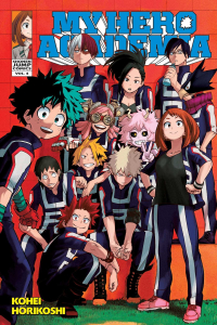 My Hero Academia - Vol.04