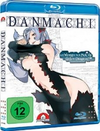 DanMachi: Is It Wrong to Try to Pick Up Girls in a Dungeon? - Familia Myth: Vol.3/4 [Blu-ray]
