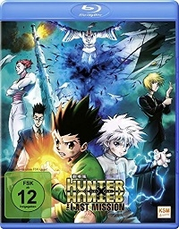 Hunter x Hunter - The Last Mission [Blu-ray]