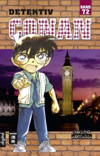 Detektiv Conan - Bd.72: Kindle Edition