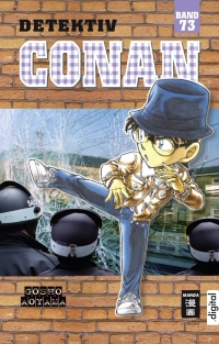 Detektiv Conan - Bd. 73: Kindle Edition