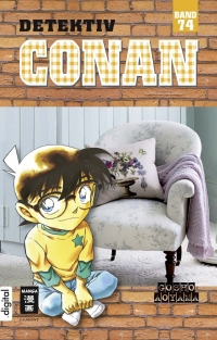 Detektiv Conan - Bd.74: Kindle Edition