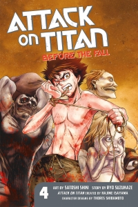 Attack on Titan: Before the Fall - Vol.04: Kindle Edition