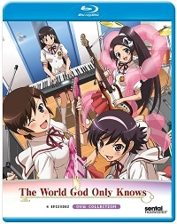 The World God Only Knows - OVA Collection [Blu-ray]