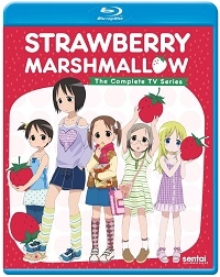 Strawberry Marshmallow - Complete Series [Blu-ray]