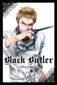 Black Butler - Vol.21