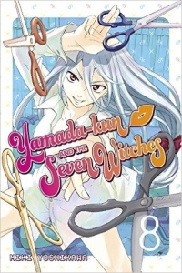 Yamada-kun and the Seven Witches - Vol.08