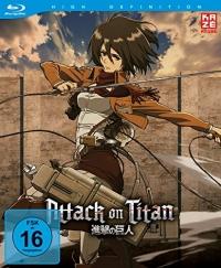 Attack on Titan: Staffel 1 - Vol. 2/4 [Blu-ray]