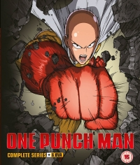 One Punch Man: Season 1 + OVAs - Collector's Edition [Blu-ray]