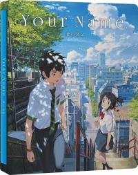 Your Name. - Collector's Steelbook Edition [Blu-ray+DVD] + OST