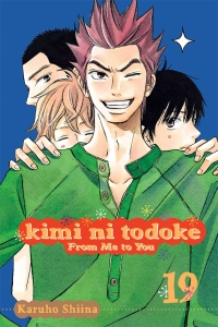 Kimi ni Todoke: From Me to You - Vol. 19