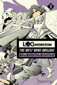 Log Horizon: The West Wind Brigade - Vol.03