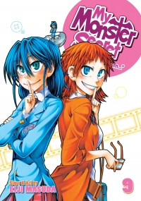 My Monster Secret - Vol. 09