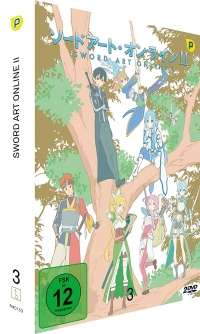 Sword Art Online 2 - Vol.3/4