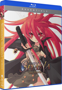 Shakugan No Shana: The Movie - Essentials [Blu-ray]