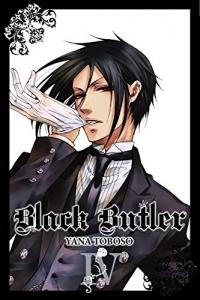 Black Butler - Vol.04: Kindle Edition