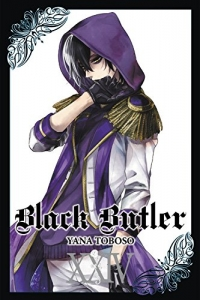Black Butler - Vol.24