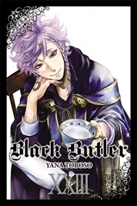 Black Butler - Vol.23