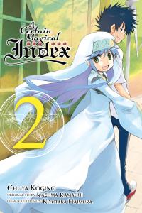 A Certain Magical Index - Vol. 02