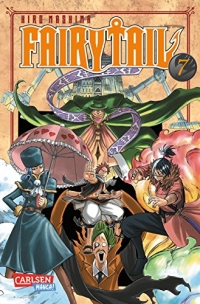 Fairy Tail - Bd.07: Kindle Edition