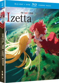 Izetta: The Last Witch - Complete Series [Blu-ray]