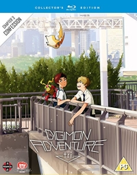 Digimon Adventure Tri. - Chapter 3: Confession - Collector's Edition [Blu-ray]