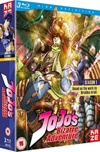 Jojo s Bizarre Adventure: Season 1 - Complete Series [Blu-ray]
