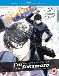 Haven t You Heard? I m Sakamoto - Complete Series [Blu-ray+DVD]