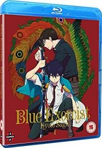 Blue Exorcist: Kyoto Saga - Vol.01 [Blu-ray]