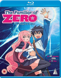 Familiar Of Zero: Season 1-4 - Complete Series [Blu-ray]