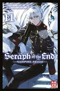 Seraph of the End: Vampire Reign - Bd.11: Kindle Edition