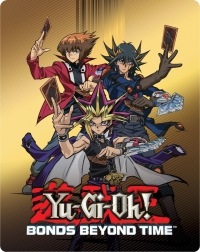 Yu-Gi-Oh!: Bonds Beyond Time - Steelbook Edition [Blu-ray]