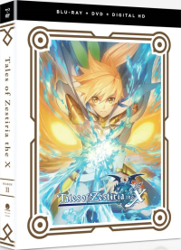 Tales of Zestiria the X: Season 2 - Complete Series [Blu-ray+DVD]