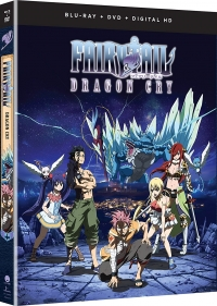 Fairy Tail: Dragon Cry [Blu-ray+DVD+Digital]